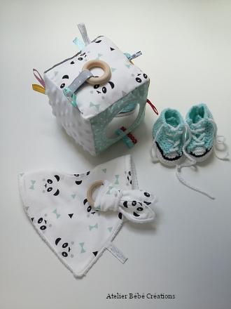 lot-naissance-panda-vert114549